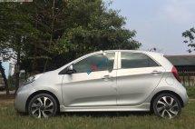 Cần bán Kia Morning sản xuất 2016, màu bạc