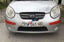 Bán Kia Morning đời 2011, màu bạc, nhập khẩu, giá 138tr