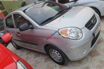Cần bán Kia Morning sản xuất năm 2010, màu bạc, xe nhập chính chủ