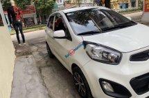 Cần bán xe Kia Morning năm 2014, màu trắng, nhập khẩu nguyên chiếc số tự động