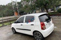 Cần bán xe Kia Morning 2010, màu trắng, nhập khẩu nguyên chiếc số tự động, giá 160tr