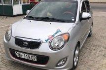 Cần bán lại xe Kia Morning SLX 1.0 AT đời 2008, màu bạc, nhập khẩu nguyên chiếc