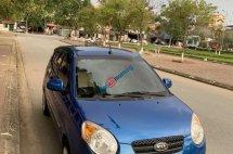 Xe Kia Morning 2010, màu xanh lam, nhập khẩu xe gia đình