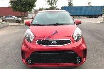 Cần bán lại xe Kia Morning Si 1.25AT năm 2016, màu đỏ