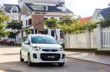 Kia Thái Nguyên bán Kia Morning 2020 khuyến mãi cực lớn xe giao ngay