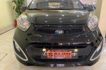 Bán Kia Morning Van 1.0 AT năm 2012, màu đen, nhập khẩu nguyên chiếc số tự động, giá 238tr