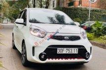 Cần bán lại xe Kia Morning Si 1.25 năm 2016, màu trắng, nhập khẩu nguyên chiếc xe gia đình