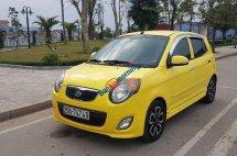 Bán Kia Morning năm sản xuất 2010, màu vàng, xe nhập