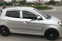 Cần bán Kia Morning AT sản xuất 2010, màu bạc số tự động