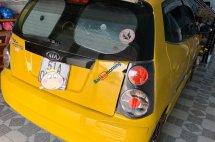 Xe Kia Morning AT sản xuất 2009, màu vàng, chính chủ, giá tốt