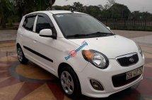 Cần bán lại xe Kia Morning 2011, màu trắng