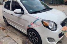 Cần bán xe Kia Morning sản xuất năm 2010, màu trắng số tự động