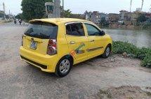 Cần bán lại xe Kia Morning đời 2010, màu vàng, 129tr