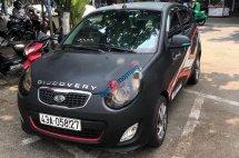 Cần bán lại xe Kia Morning năm sản xuất 2012, màu đen còn mới, giá tốt