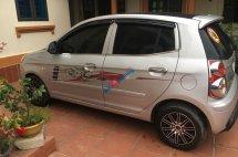 Cần bán lại xe Kia Morning 1.1MT 2008, màu bạc, xe nhập, 155tr