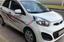 Cần bán Kia Morning đời 2013, màu trắng, xe gia đình