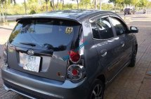 Cần bán xe Kia Morning sản xuất 2012, màu xám