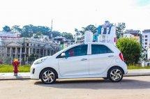 Kia Quảng Ngãi cần bán Kia Morning 1.25AT Luxury năm 2020, màu trắng