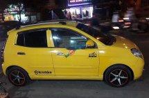 Bán Kia Morning 2009, màu vàng xe gia đình, giá chỉ 205 triệu