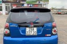 Xe Kia Morning AT sản xuất 2009, màu xanh lam, nhập khẩu