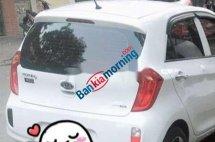 Bán Kia Morning đời 2012, màu trắng, xe nhập, giá 215tr