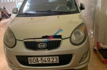Bán xe Kia Morning năm sản xuất 2011, màu bạc chính chủ, giá tốt