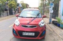 Cần bán Kia Morning 2014, màu đỏ, số tự động