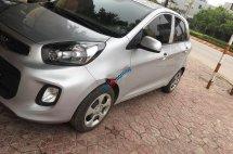 Cần bán lại xe Kia Morning sản xuất 2015, màu bạc
