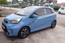 Xe Kia Morning sản xuất năm 2015, màu xanh lam chính chủ