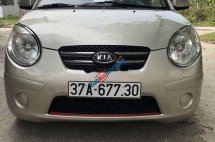 Bán xe Kia Morning đời 2012, màu bạc, nhập khẩu