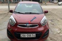 Cần bán lại xe Kia Morning năm 2014, màu đỏ, xe nhập