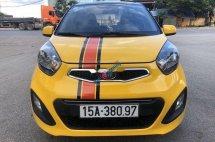 Bán Kia Morning sản xuất năm 2013, màu vàng, giá chỉ 186 triệu