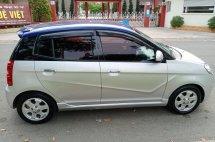 Xe Kia Morning SLX đời 2008, màu bạc, nhập khẩu nguyên chiếc, chính chủ, giá chỉ 179 triệu