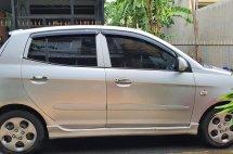 Bán xe Kia Morning SLX năm 2006, màu bạc, nhập khẩu nguyên chiếc, xe gia đình, giá 149tr