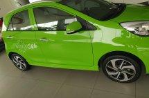 Bán ô tô Kia Morning đời 2020, màu xanh