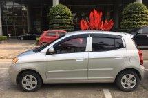 Cần bán xe Kia Morning AT 2008, nhập khẩu, biển Hà Nội, đăng ký lần đầu 2011