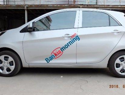Bán Kia Morning năm 2015, màu bạc, nhập khẩu chính hãng chính chủ