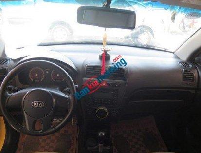 Mình cần bán xe Kia Morning SLX AT 2010