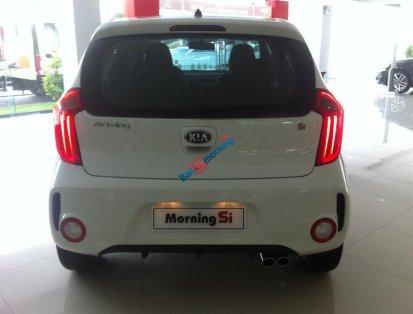 Bán xe Kia Morning Si AT đời 2016, màu trắng, mới 100%
