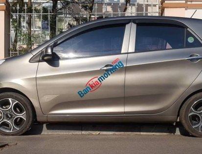 Em có xe Kia Morning nhâp 2011, đăng ký 2013 cần bán