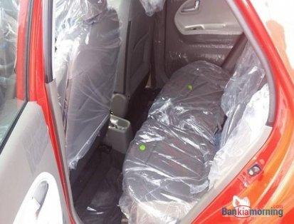 Cần bán xe Kia Morning đời 2016, màu đỏ