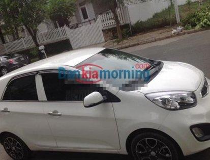Bán xe Kia Morning Picanto S AT sản xuất 2014, giá chỉ 383 triệu, xe còn rất mới