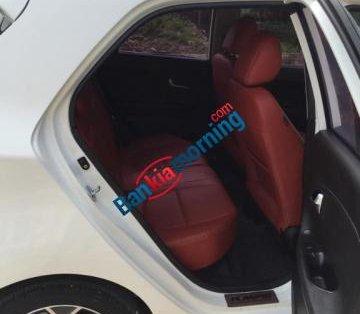 Cần bán xe Kia Morning đời 2012, màu trắng, nhập khẩu số tự động