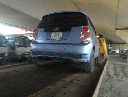 Cần bán xe Kia Morning 1.1MT năm sản xuất 2011, màu xanh lam