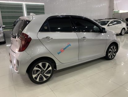 Cần bán xe Kia Morning 1.25MT sản xuất 2016, màu bạc, 285 triệu