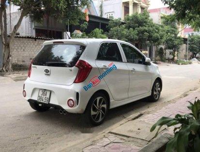 Cần bán Kia Morning SI AT đời 2019, màu trắng như mới, giá 385tr