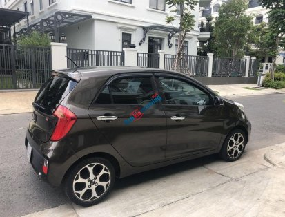 Bán ô tô Kia Morning 1.25 AT đời 2015, 330tr