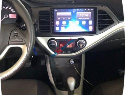 Bán ô tô Kia Morning đời 2014, màu bạc, giá chỉ 310 triệu