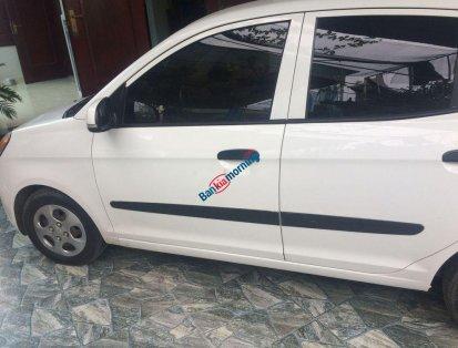 Bán ô tô Kia Morning sản xuất 2010, màu trắng