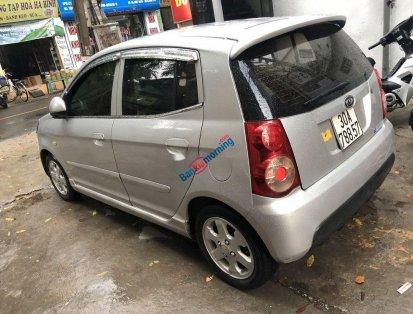 Bán Kia Morning sản xuất 2009, màu bạc, nhập khẩu nguyên chiếc